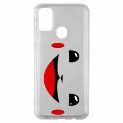 Чохол для Samsung M30s Pokemon Smile