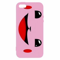 Чохол для iphone 5/5S/SE Pokemon Smile