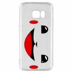 Чохол для Samsung S7 Pokemon Smile