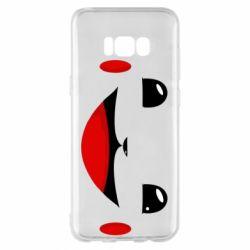 Чохол для Samsung S8+ Pokemon Smile