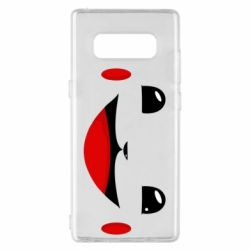 Чохол для Samsung Note 8 Pokemon Smile