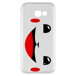 Чохол для Samsung A5 2017 Pokemon Smile