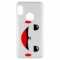 Чохол для Xiaomi Redmi Note 5 Pokemon Smile