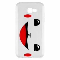 Чохол для Samsung A7 2017 Pokemon Smile
