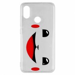 Чохол для Xiaomi Mi8 Pokemon Smile