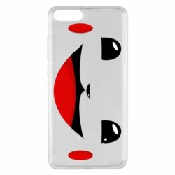 Чохол для Xiaomi Mi Note 3 Pokemon Smile