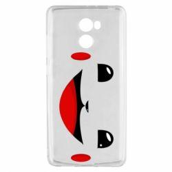 Чохол для Xiaomi Redmi 4 Pokemon Smile