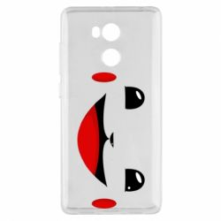 Чохол для Xiaomi Redmi 4 Pro/Prime Pokemon Smile
