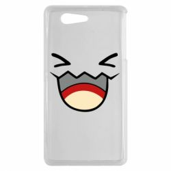 Чехол для Sony Xperia Z3 mini Pokemon Smiling - FatLine