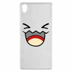 Чехол для Sony Xperia Z5 Pokemon Smiling - FatLine