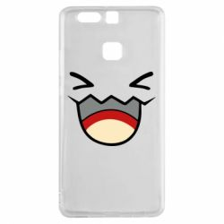 Чехол для Huawei P9 Pokemon Smiling - FatLine