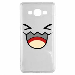 Чехол для Samsung A5 2015 Pokemon Smiling - FatLine