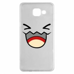 Чехол для Samsung A5 2016 Pokemon Smiling - FatLine