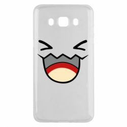 Чехол для Samsung J5 2016 Pokemon Smiling - FatLine