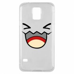 Чехол для Samsung S5 Pokemon Smiling - FatLine