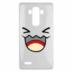 Чехол для LG G4 Pokemon Smiling - FatLine