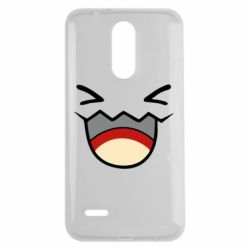 Чехол для LG K7 2017 Pokemon Smiling - FatLine