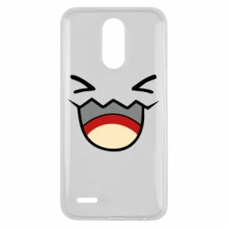 Чехол для LG K10 2017 Pokemon Smiling - FatLine