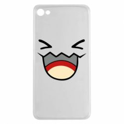 Чехол для Meizu U20 Pokemon Smiling - FatLine