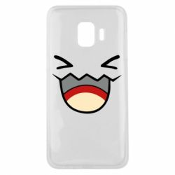 Чехол для Samsung J2 Core Pokemon Smiling - FatLine
