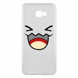 Чехол для Samsung J4 Plus 2018 Pokemon Smiling - FatLine