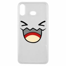 Чехол для Samsung A6s Pokemon Smiling - FatLine