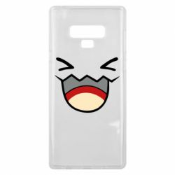 Чехол для Samsung Note 9 Pokemon Smiling - FatLine