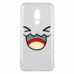 Чехол для Meizu 16 Pokemon Smiling - FatLine