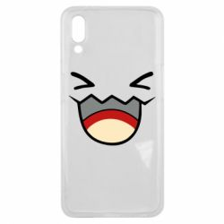 Чехол для Meizu E3 Pokemon Smiling - FatLine