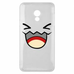 Чехол для Meizu 15 Lite Pokemon Smiling - FatLine