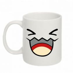 Кружка 320ml Pokemon Smiling - FatLine