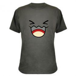 Камуфляжная футболка Pokemon Smiling - FatLine