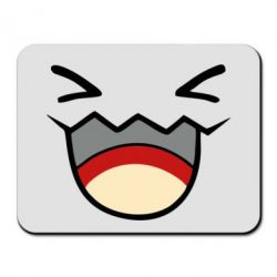 Коврик для мыши Pokemon Smiling - FatLine