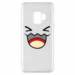 Чехол для Samsung S9 Pokemon Smiling - FatLine