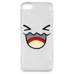 Чехол для iPhone5/5S/SE Pokemon Smiling - FatLine