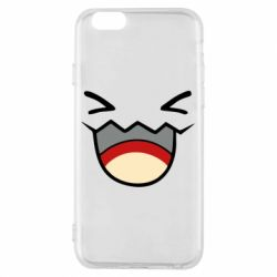 Чехол для iPhone 6/6S Pokemon Smiling - FatLine