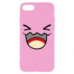 Чехол для iPhone 7 Pokemon Smiling - FatLine