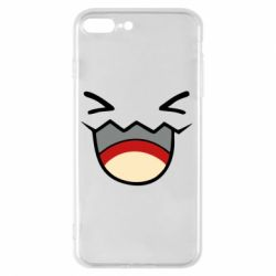 Чехол для iPhone 7 Plus Pokemon Smiling - FatLine