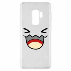 Чехол для Samsung S9+ Pokemon Smiling - FatLine