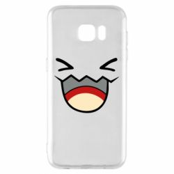 Чехол для Samsung S7 EDGE Pokemon Smiling - FatLine