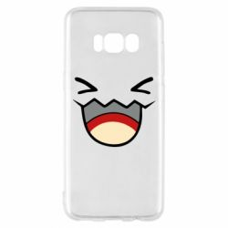 Чехол для Samsung S8 Pokemon Smiling - FatLine