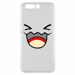 Чехол для Huawei P10 Pokemon Smiling - FatLine
