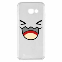 Чехол для Samsung A5 2017 Pokemon Smiling - FatLine