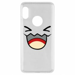 Чехол для Xiaomi Redmi Note 5 Pokemon Smiling - FatLine