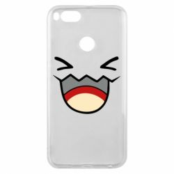 Чехол для Xiaomi Mi A1 Pokemon Smiling - FatLine