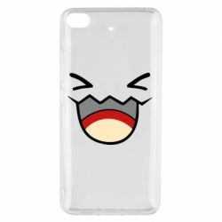 Чехол для Xiaomi Mi 5s Pokemon Smiling - FatLine