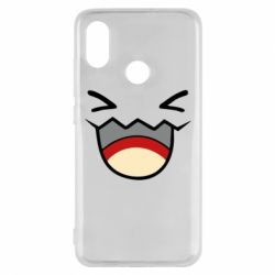 Чехол для Xiaomi Mi8 Pokemon Smiling - FatLine