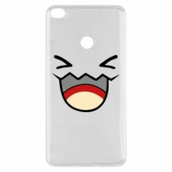 Чехол для Xiaomi Mi Max 2 Pokemon Smiling - FatLine