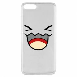 Чехол для Xiaomi Mi Note 3 Pokemon Smiling - FatLine