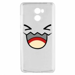Чехол для Xiaomi Redmi 4 Pokemon Smiling - FatLine